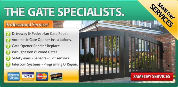 Gate repair Drexel Hill PA